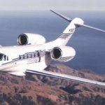 Заказать самолет Cessna Citation X