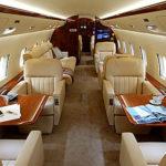 Заказать самолет Challenger 850