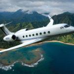 Заказать самолет Gulfstream G650