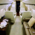 Заказать самолет Gulfstream IV