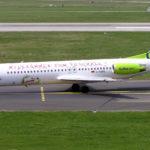 Заказать самолет Fokker 100