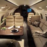 Заказать самолет Challenger 604