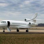 Заказать самолет Falcon 900B