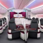 Qatar Airways: бизнес класс со скидкой 30%